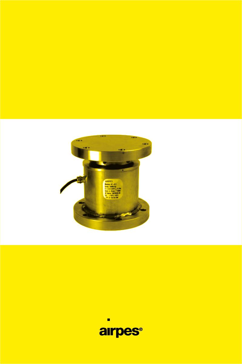 Load cell compression ac a dorado