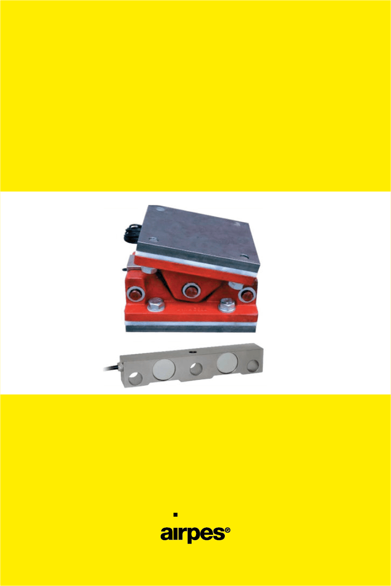 LOAD CELLS COMPRESSION SKP - 00 - Airpes