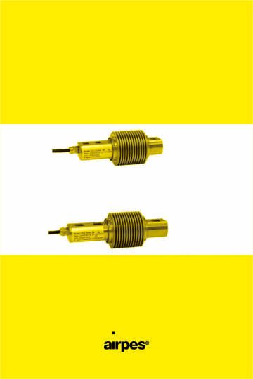 FLEXION LOAD CELLS FX1 – FX2 - Product - Airpes