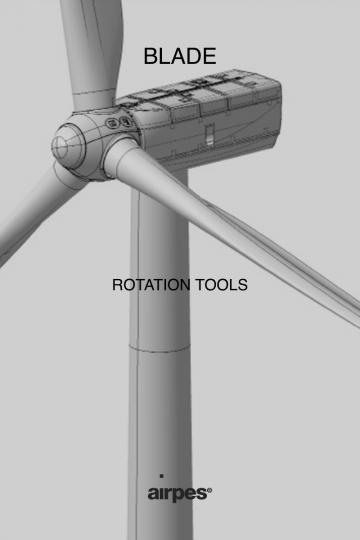 Herramientas de rotación