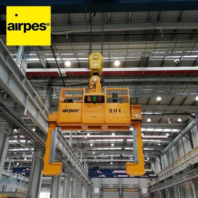 On-demand coil tong Konecranes - Lifting equipment supplier - Airpes 02