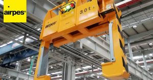 Worldwide overhead crane company on-demand project - Lifting equipment supplier - Airpes
