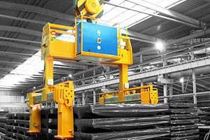 Industrial Crane Remote Control - Sheet Lifter - Airpes