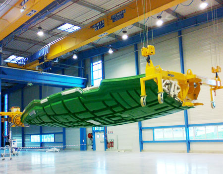 Sailing industry - The best lifting equipment supplier - Airpes