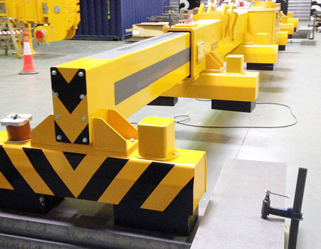 Steel sector - The best lifting equipment supplier - Airpes