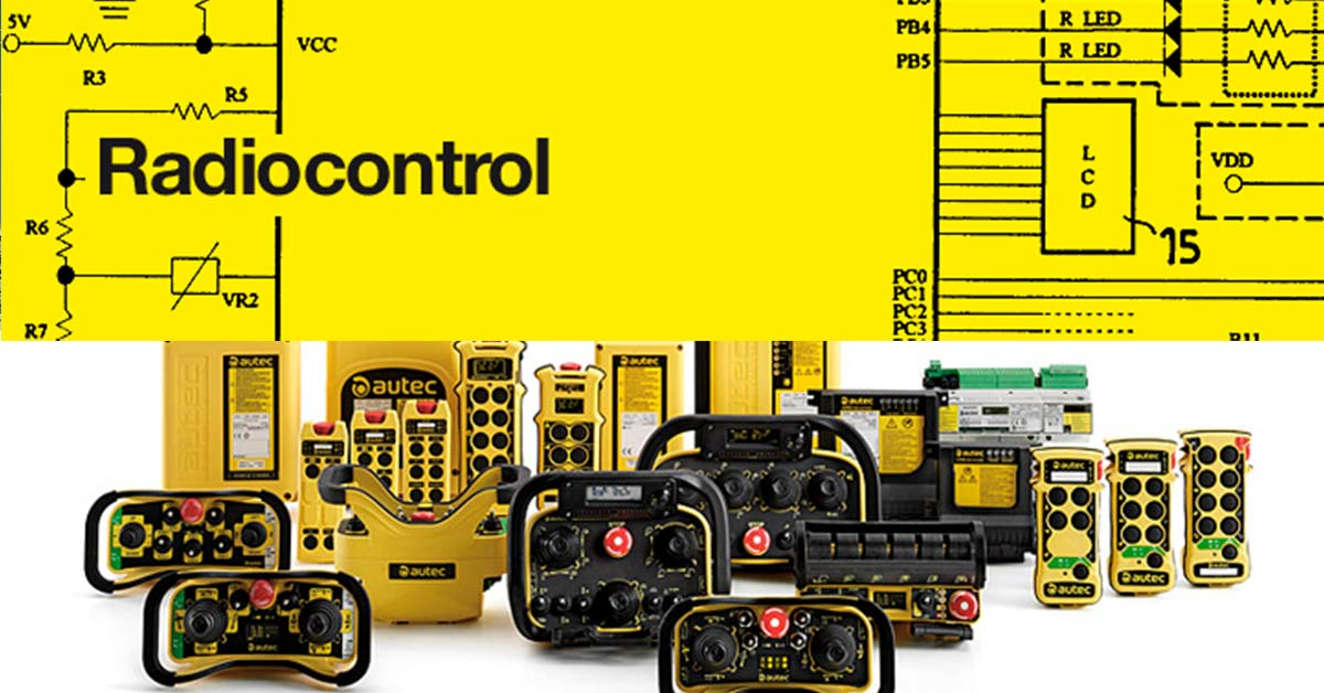 Industrial Crane Remote Control - Lifting Solutions - Airpes
