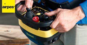 Autec presents its Dynamic+P series of radio remote controls - Radiocontrol - Airpes