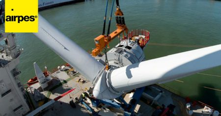 The challenge of building wind turbines in the ocean - Wind energy equipment - Airpes
