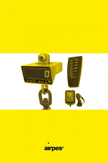 Electronic Crane Scale AGM-180 - Weighing Solutions - Airpes - Product