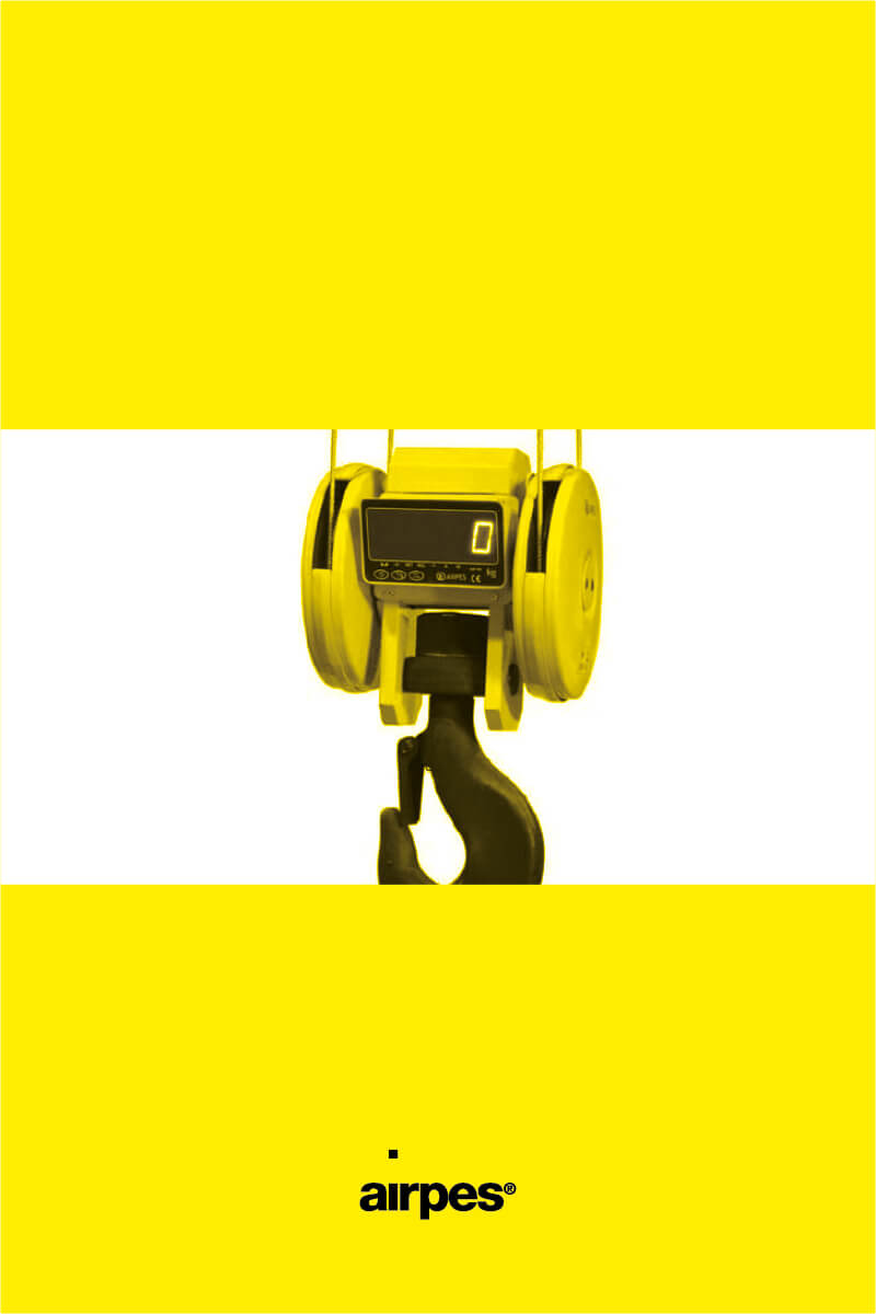 Hook Block Scale - Weighing Solutions - Airpes - Product