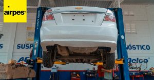 Hydraulic lifts for automobile industry