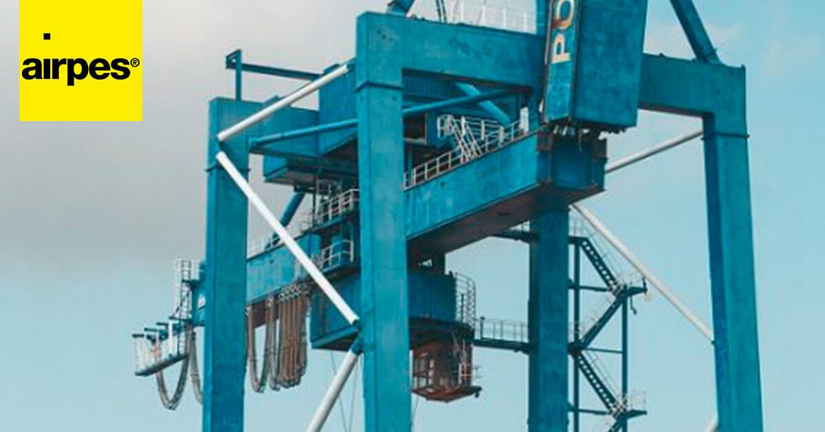 Automatic cranes characteristics and advantages - Airpes